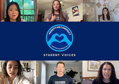 Student Voices on Keeping Columbia Healthy